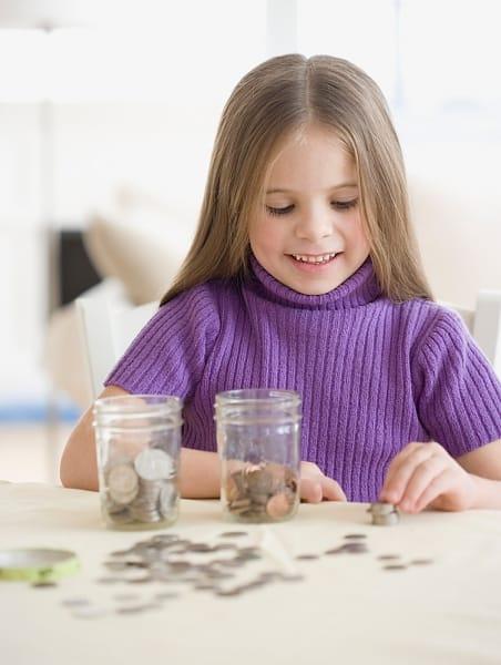 Vaikų finansinis ugdymas