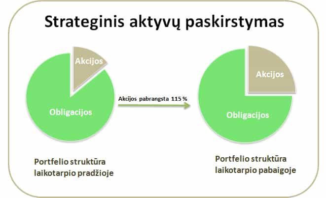 Strateginis investicijų portfelio valdymas