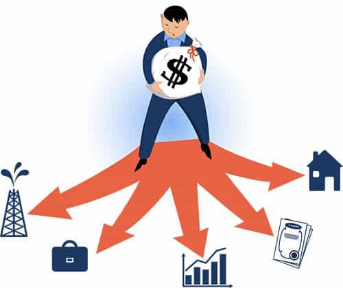 Kaip irnvestuoti pinigus ir kur investuoti pinigus ?