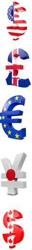 Forex terminai: valiuta