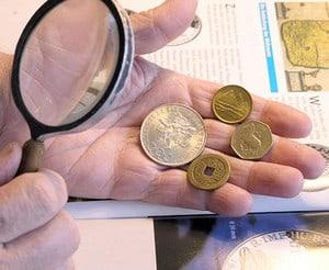 Investavimas į monetas