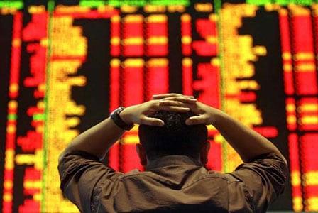 Investavimo būdai: akcijos rinkos žlugimas