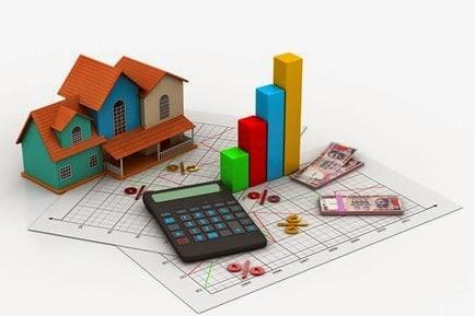 Akcijų palyginimas su investavimu į nekilnojamą turtą