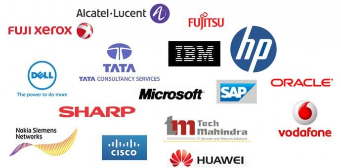 Tarptautinės kompanijos - aktyvus Forex dalyvis