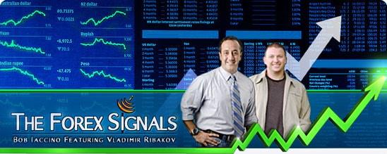 Forex prekybos signalai