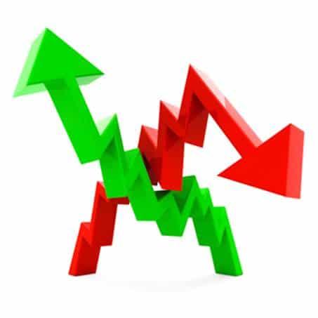 Kur investuoti pinigus vieneriems metams: akcijos