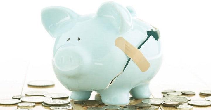 Kodėl mes nesugebame taupyti pinigus