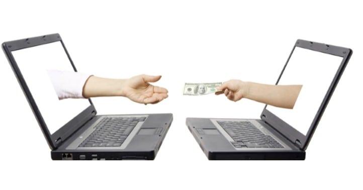 Nemokamas pinigų pervedimas internetu