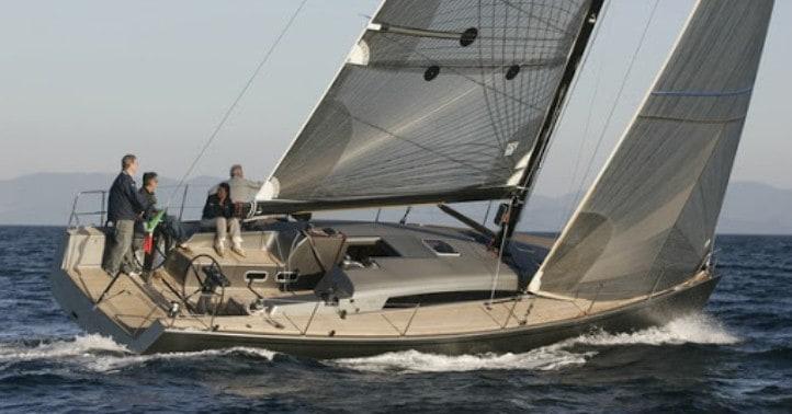 Investavimas į materialųjį turtą - jachta.