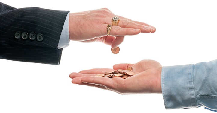 Kaip sutaupyti, jei uždirbi minimumą