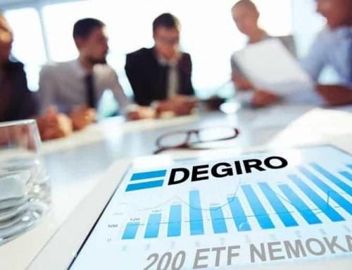 DEGIRO: ETF fondai NEMOKAMAI (jokių paslėptų mokesčių)
