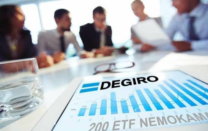 Degiro brokeris ETF fondai nemokamai