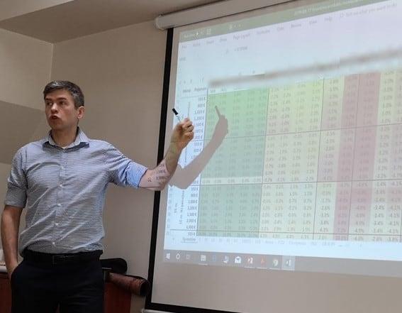 Seminaras: kaip valdyti pinigus