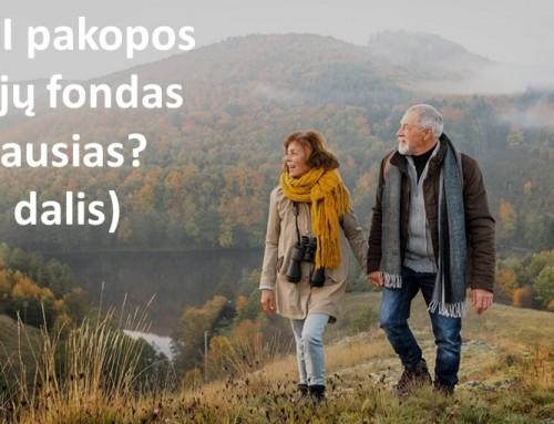 II pakopos pensijų fondai: kuris geriausias? (II dalis)